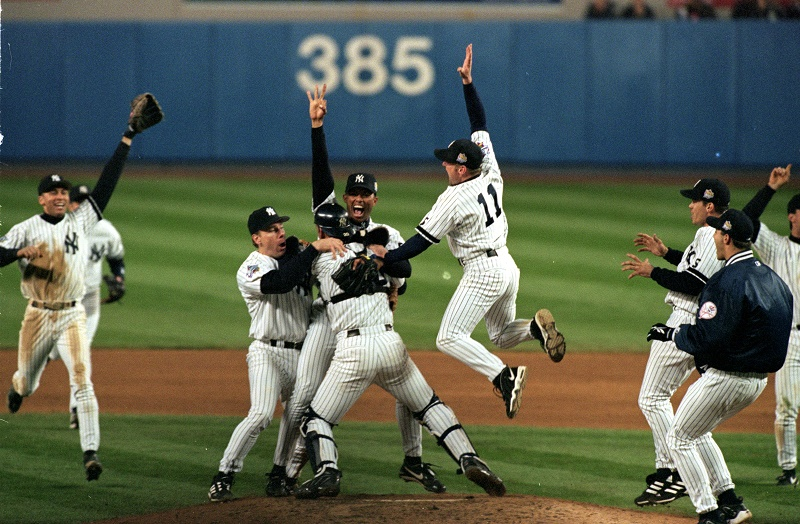 5 Mlb Teams With The Most World Series Titles