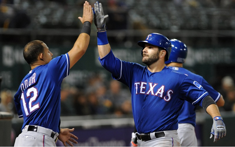 MLB: Texas Rangers Quietly Dominating the AL West