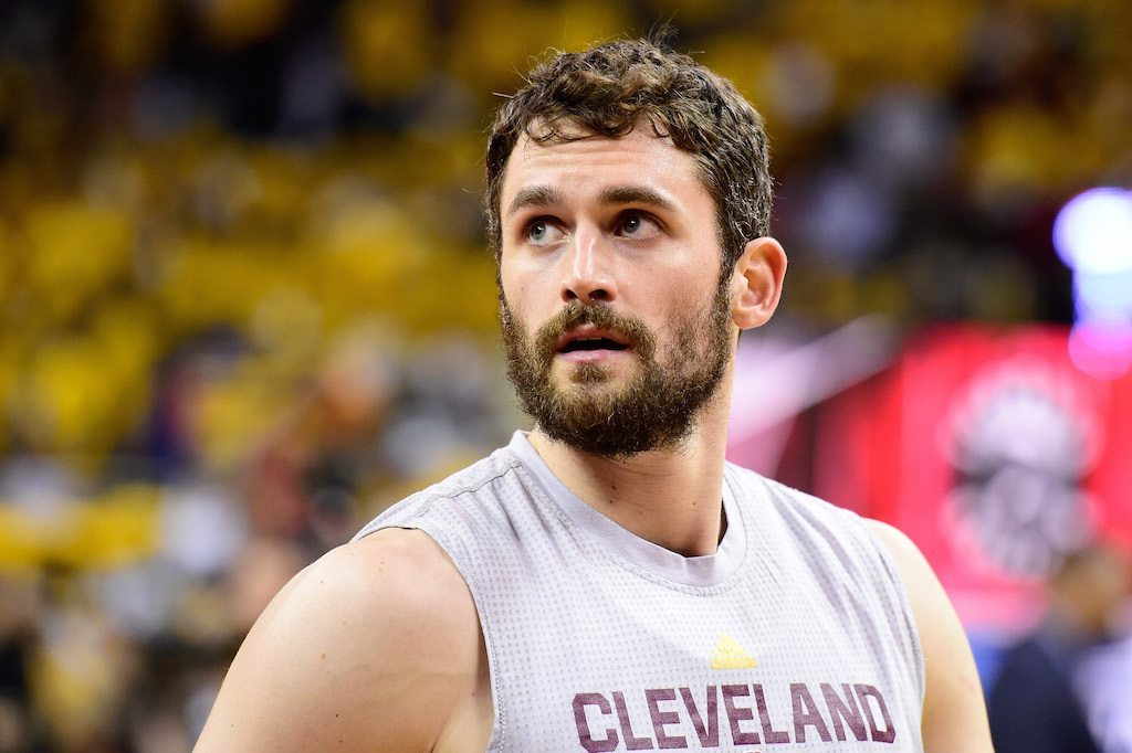 NBA: 3 Possible Landing Spots for Kevin Love