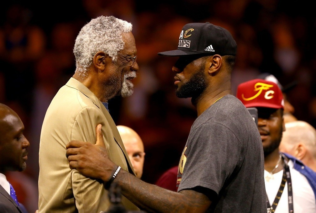 d7a0df44431 LeBron James vs. Top NBA Players Ever  Where Does LeBron Rank