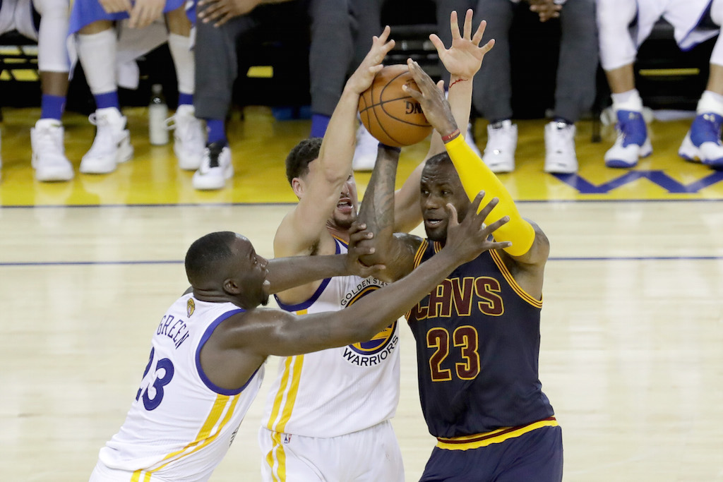 NBA Finals: 3 Things That Could Stop LeBron James