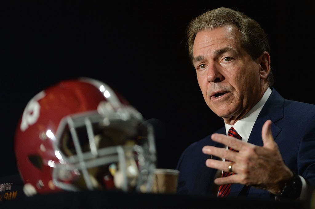 Why Nick Saban Would Be Crazy to Ever Leave Alabama