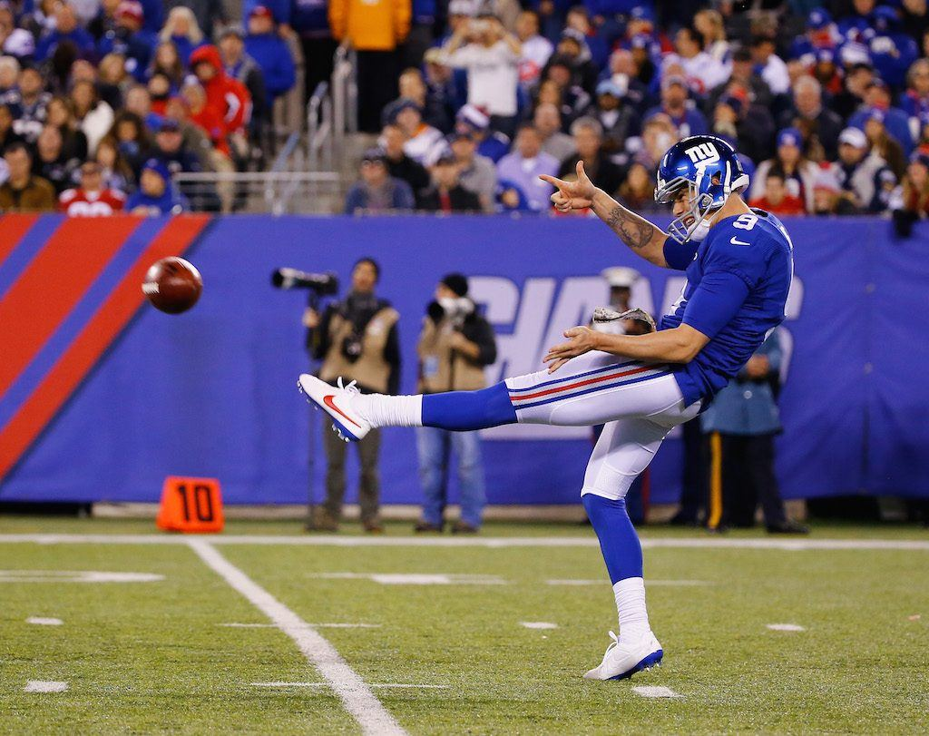 NFL: 5 Problems the Giants Need to Fix to Make the Playoffs