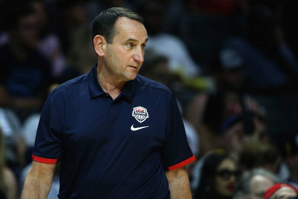Rio Olympics: 5 Reasons Why Coach K Should Let Team USA Have Fun
