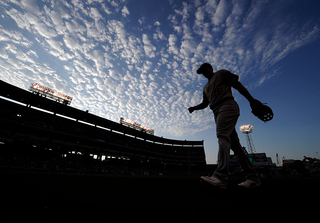 Angel Stadium of Anaheim is one of the oldest baseball stadiums in the country.