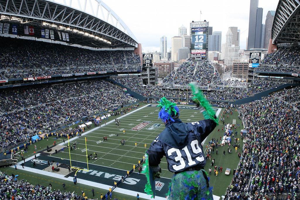 CenturyLink Field, Seattle Seahawks