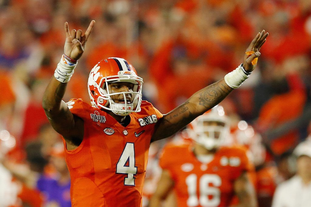 The 2016 Heisman Trophy Race is Down to These 5 Players