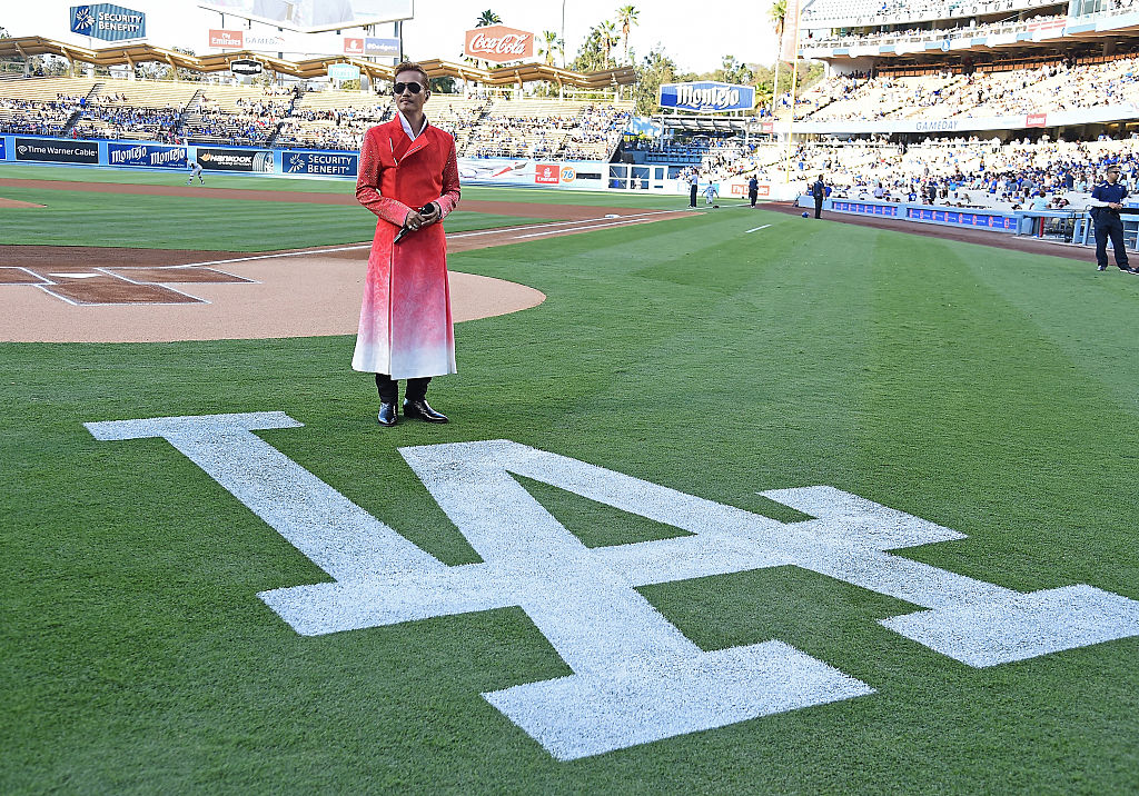 Dodger Stadium is one of the oldest baseball stadiums in the country.