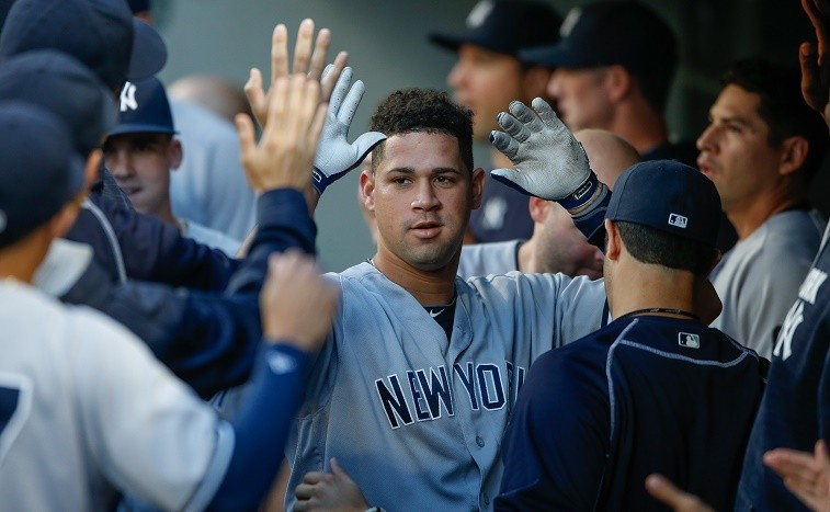 MLB: 4 Reasons Why Gary Sanchez is Rookie of the Year