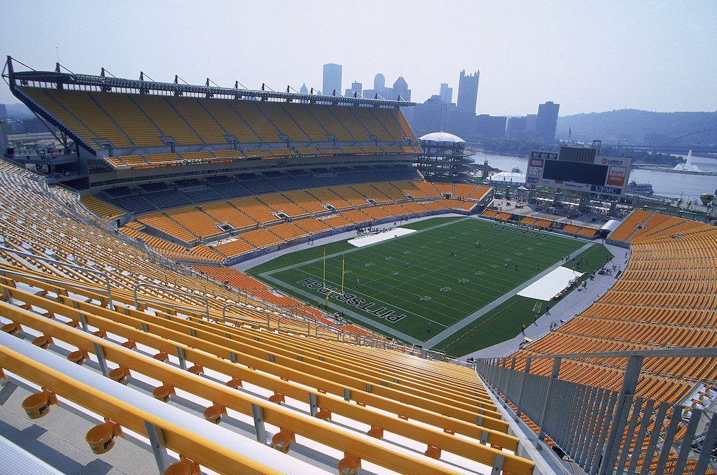 Heinz Field is one of the best NFL stadiums in the league