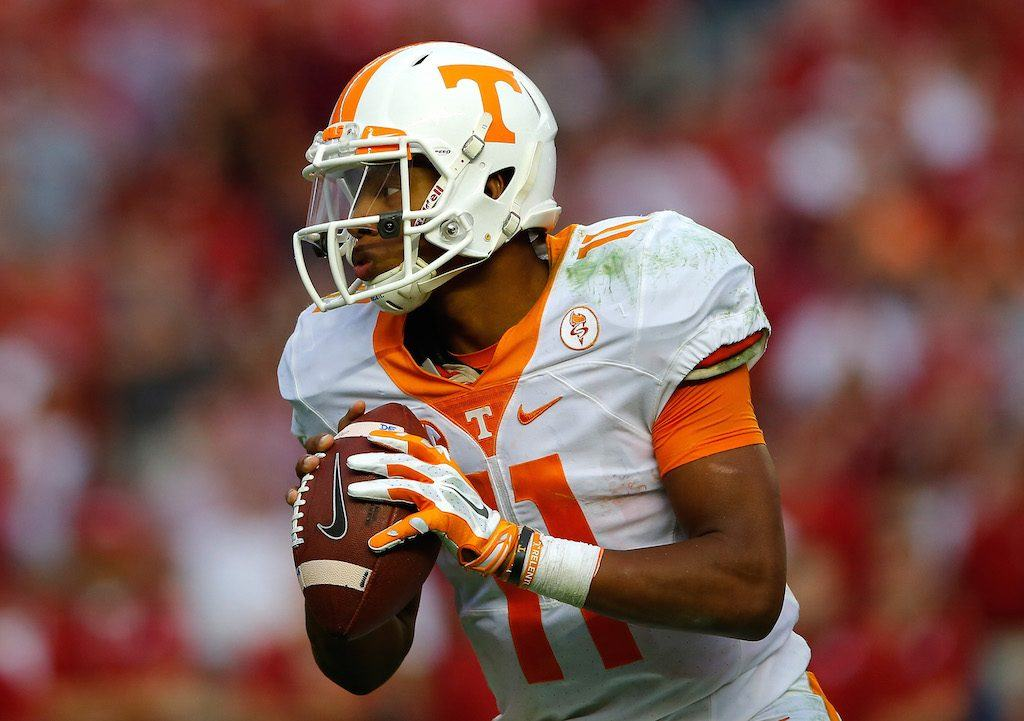 SEC football: Tennessee is a college football favorite to win the SEC.