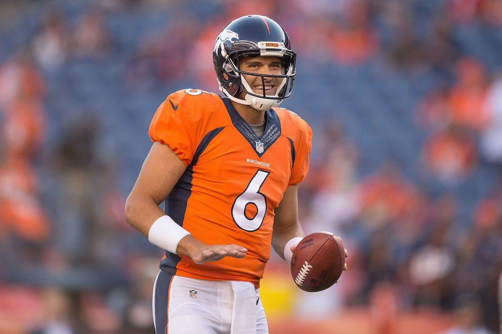 Why Trevor Siemian Will Be the Denver Broncos Starting QB