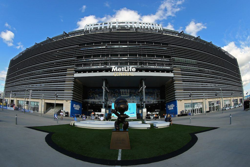 MetLife Stadium is one of the best NFL stadiums in the league
