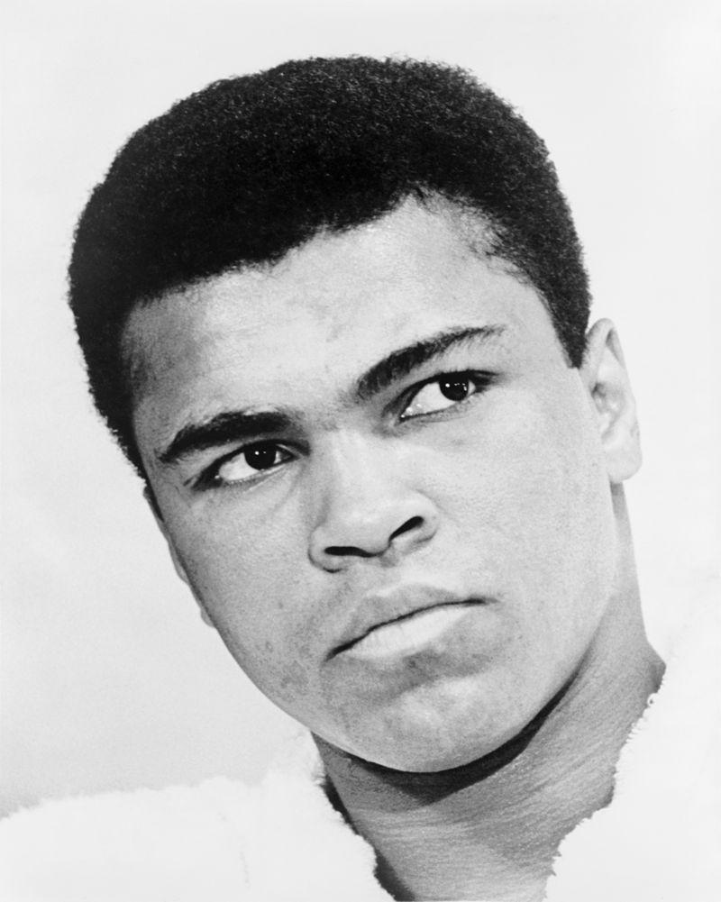Ali in 1967