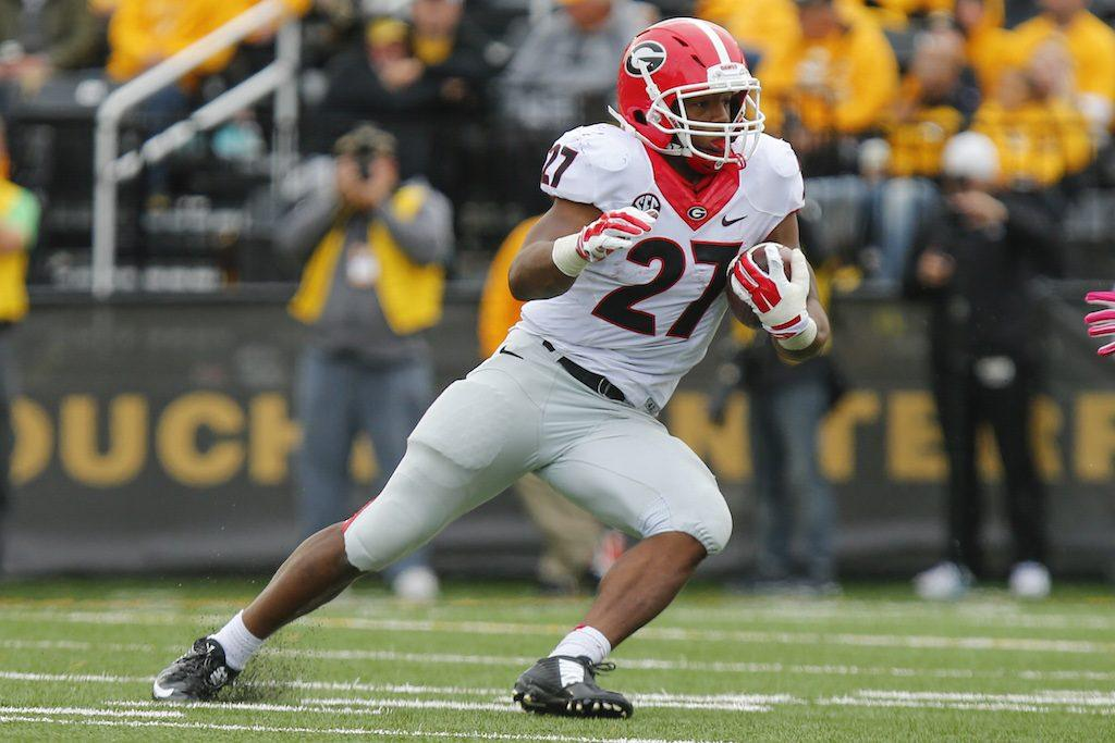 SEC football: Georgia is a college football favorite to win the SEC.
