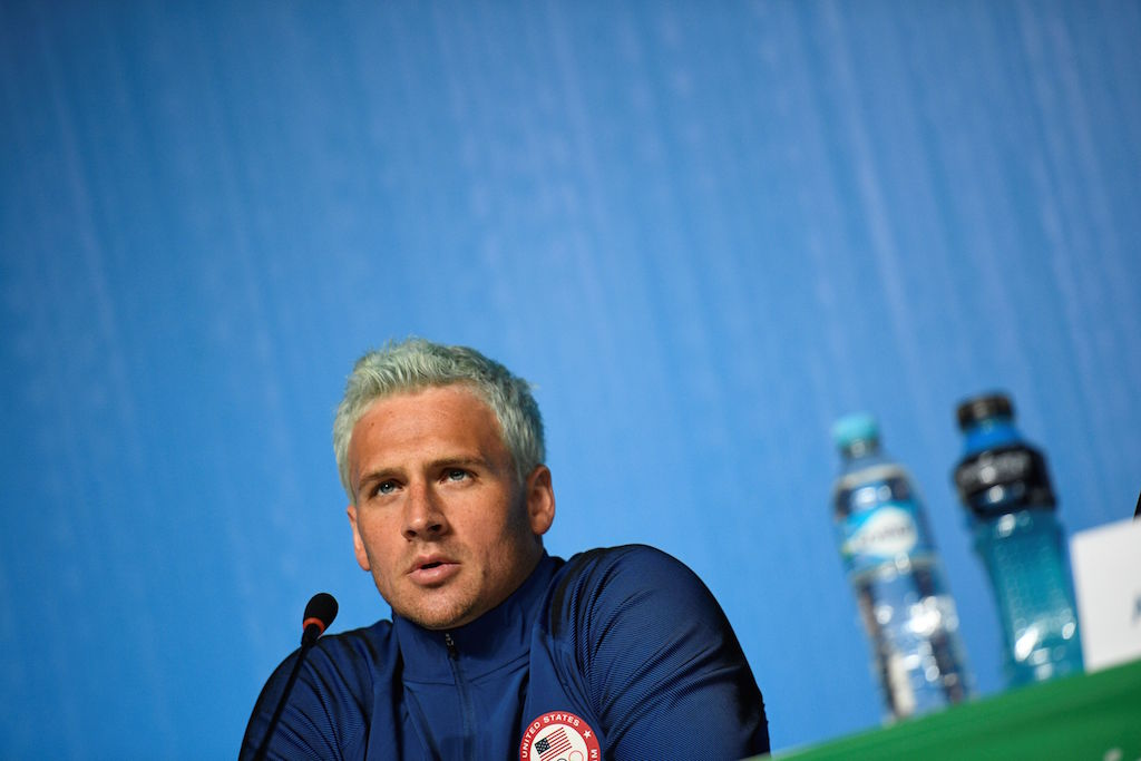 7 Dumbest Things Ryan Lochte Has Ever Said or Done on Twitter