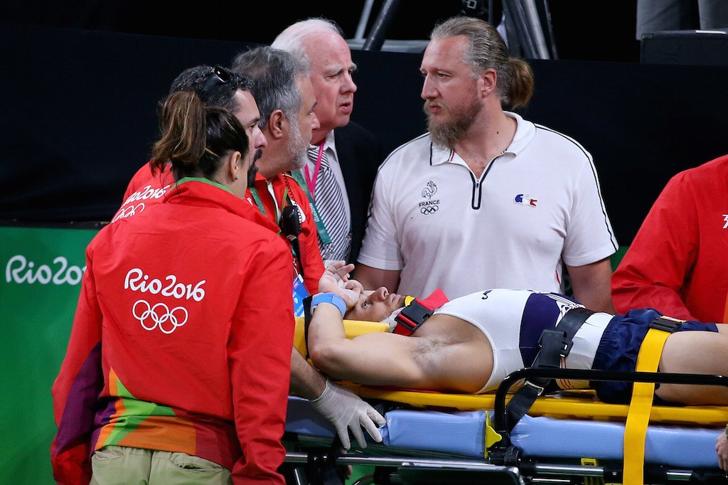 Worst Olympic Injuries in History