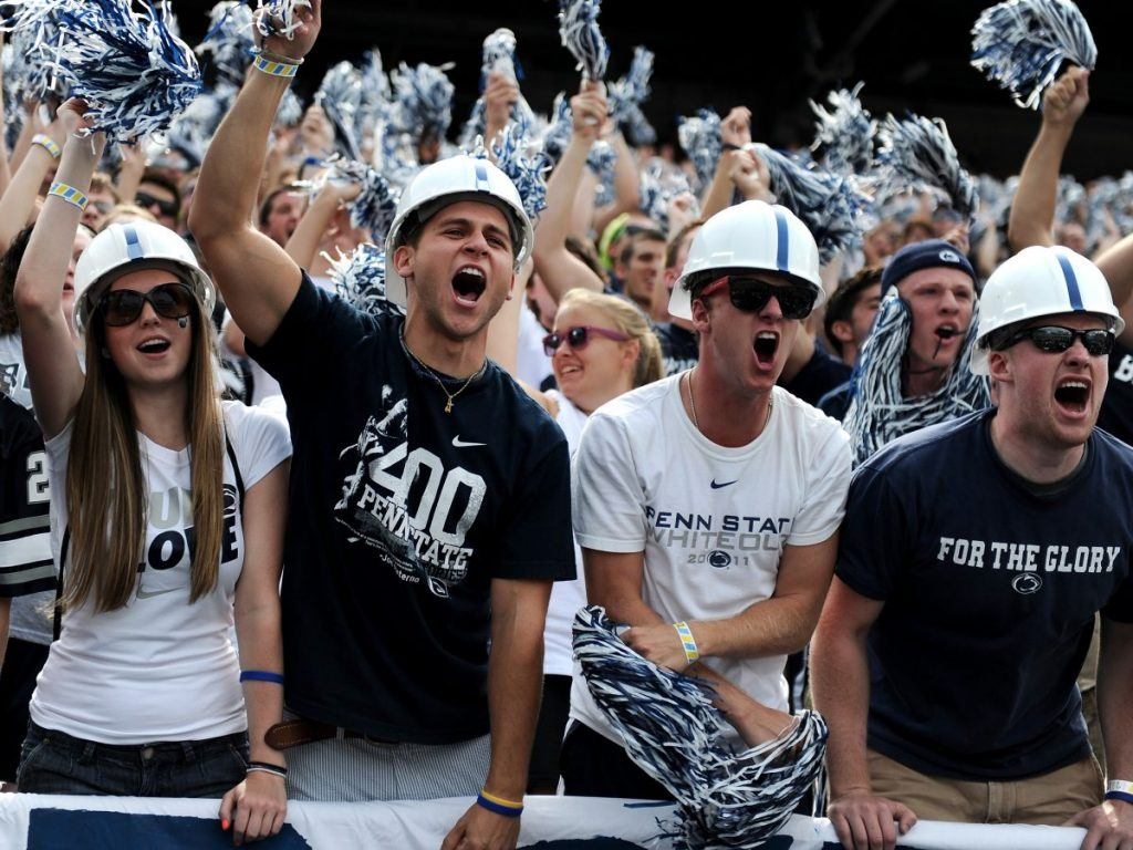 Penn State fans