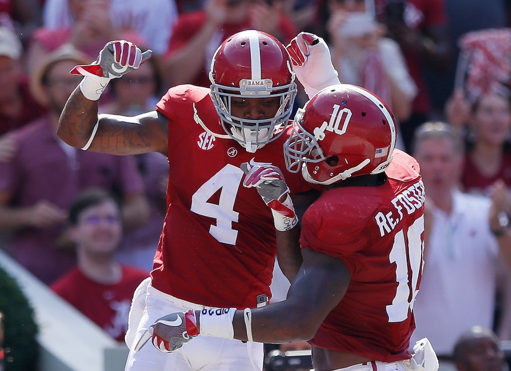 Roll Tide | Kevin C. Cox/Getty Images