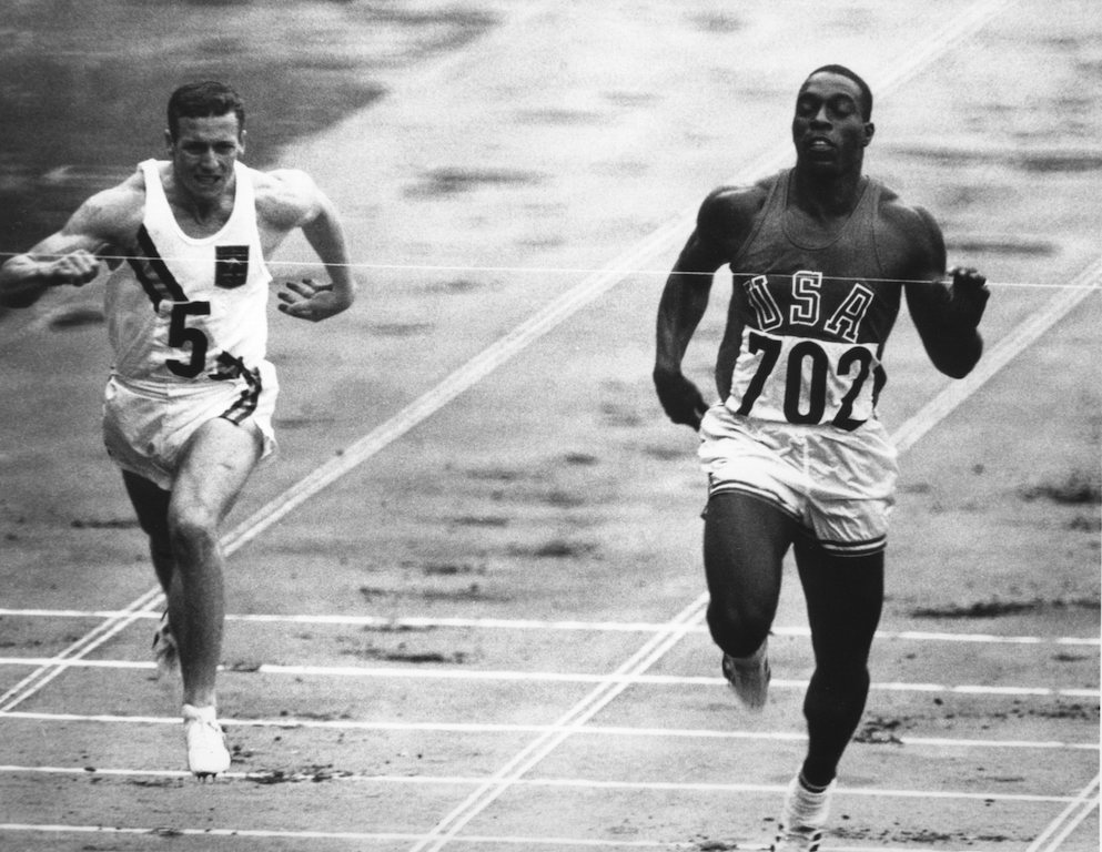 NFL Players With an Olympic Past