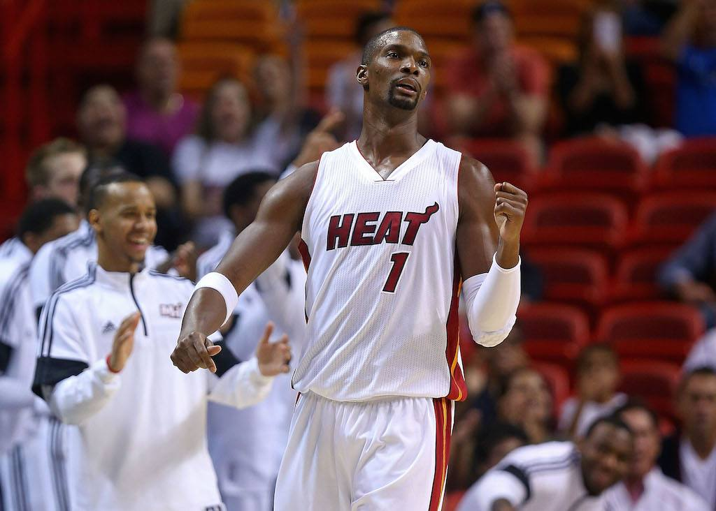 Why Chris Bosh May Not Have a Career in the NBA Anymore
