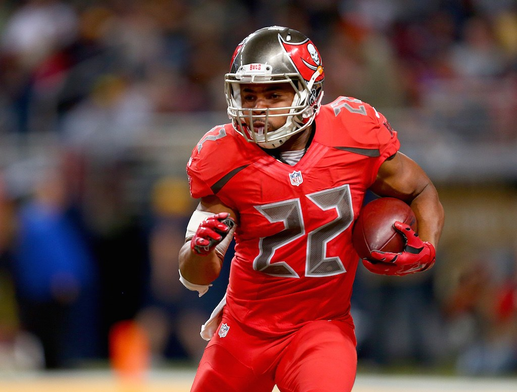 Week Two Start 'Em/Bench 'Em: Fantasy Football Running Backs