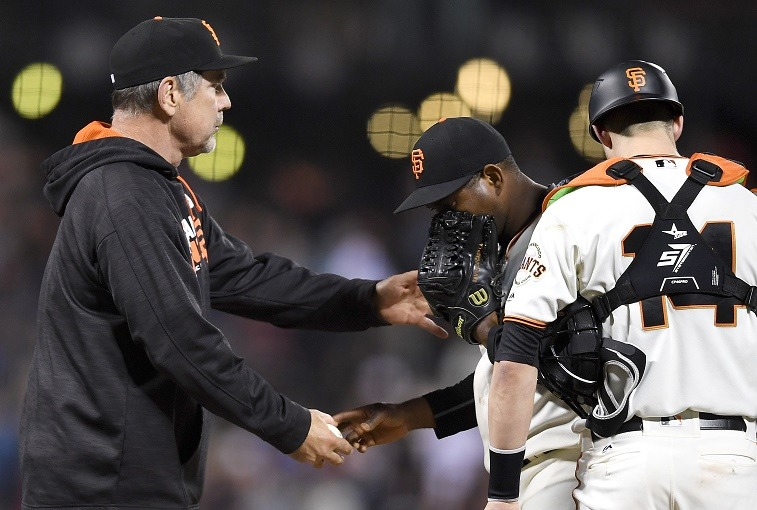 The San Francisco Giants' Even-Year Magic is Dead