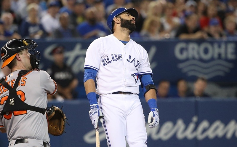 MLB Playoffs or Not, the Toronto Blue Jays Act is Tired