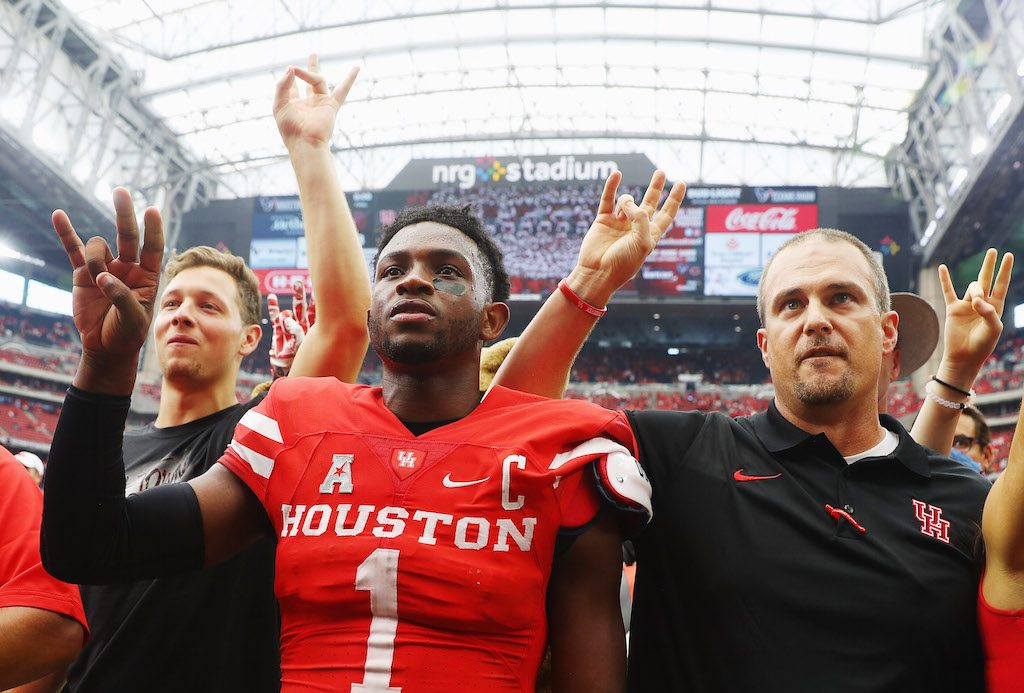 College Football: 4 Biggest Upsets From Week 1