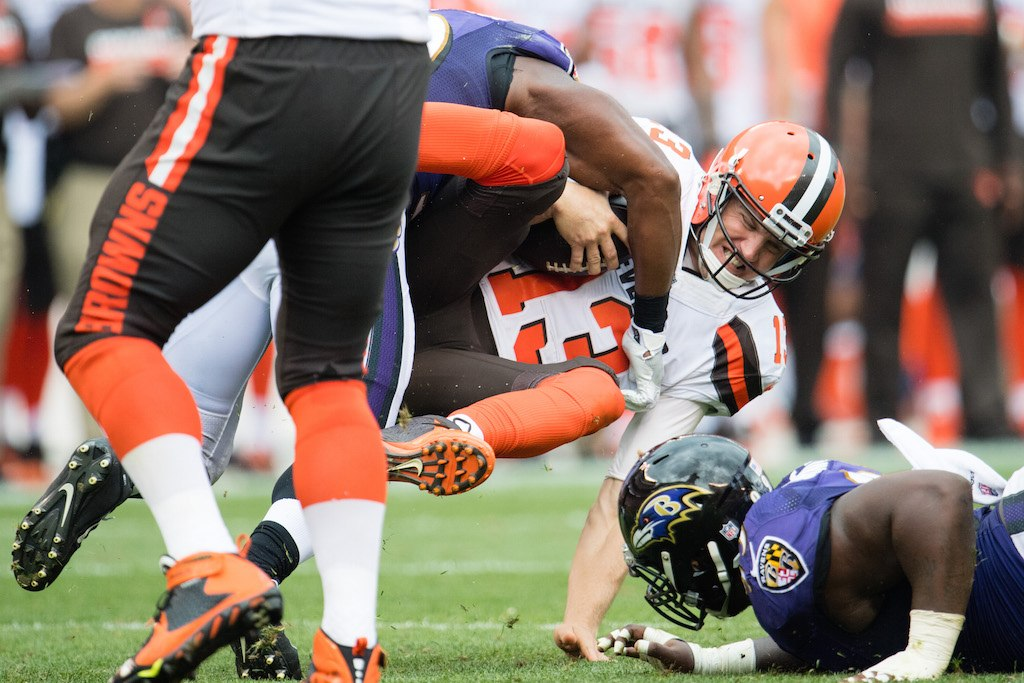 7 Worst NFL Injuries From Week 2