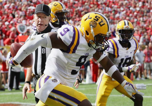 The LSU Tigers have tons of talent in the NFL | Jonathan Daniel/Getty Images