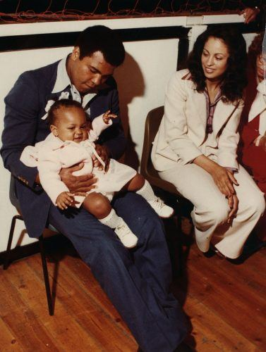 ali and family