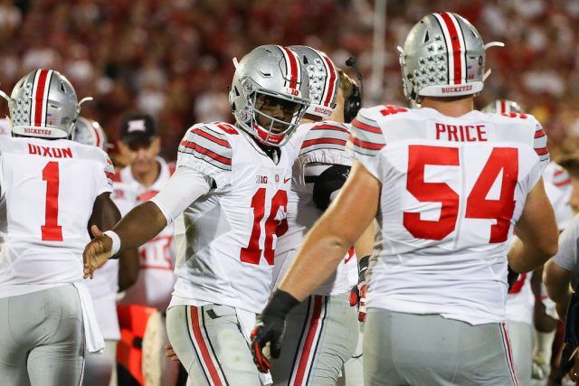 The Ohio State University | Scott Halleran/Getty Images