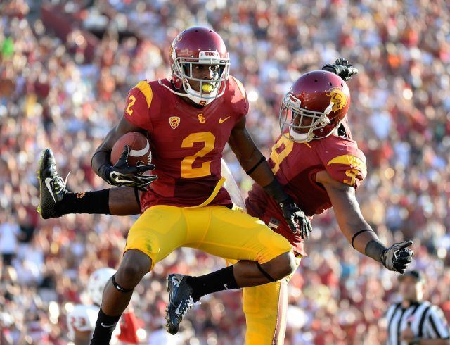 USC has the explosive playmakers to give Alabama problems | Harry How/Getty Images