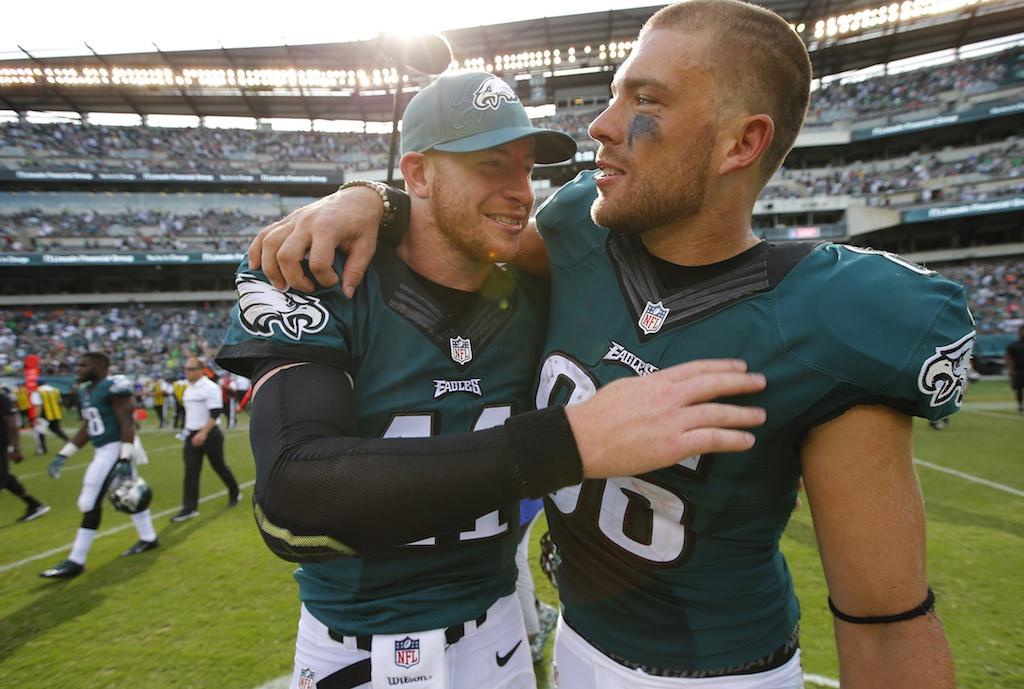 Why Philadelphia Eagles Fans Need to Get on the Carson Wentz Wagon
