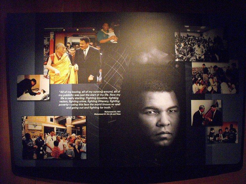 Ali collage