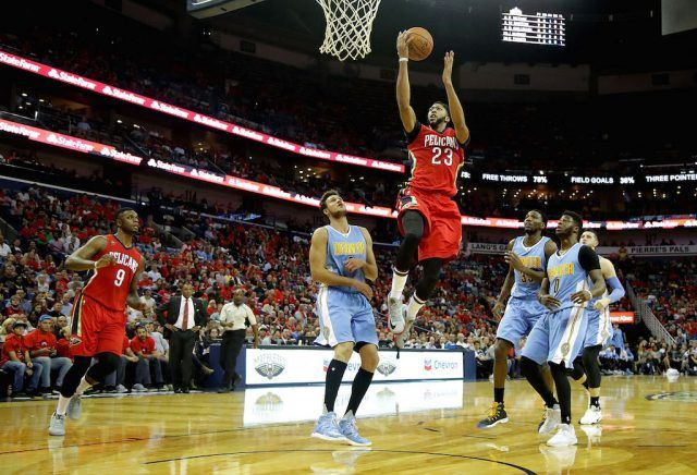 Can Someone Save Anthony Davis From the Pelicans, Please?
