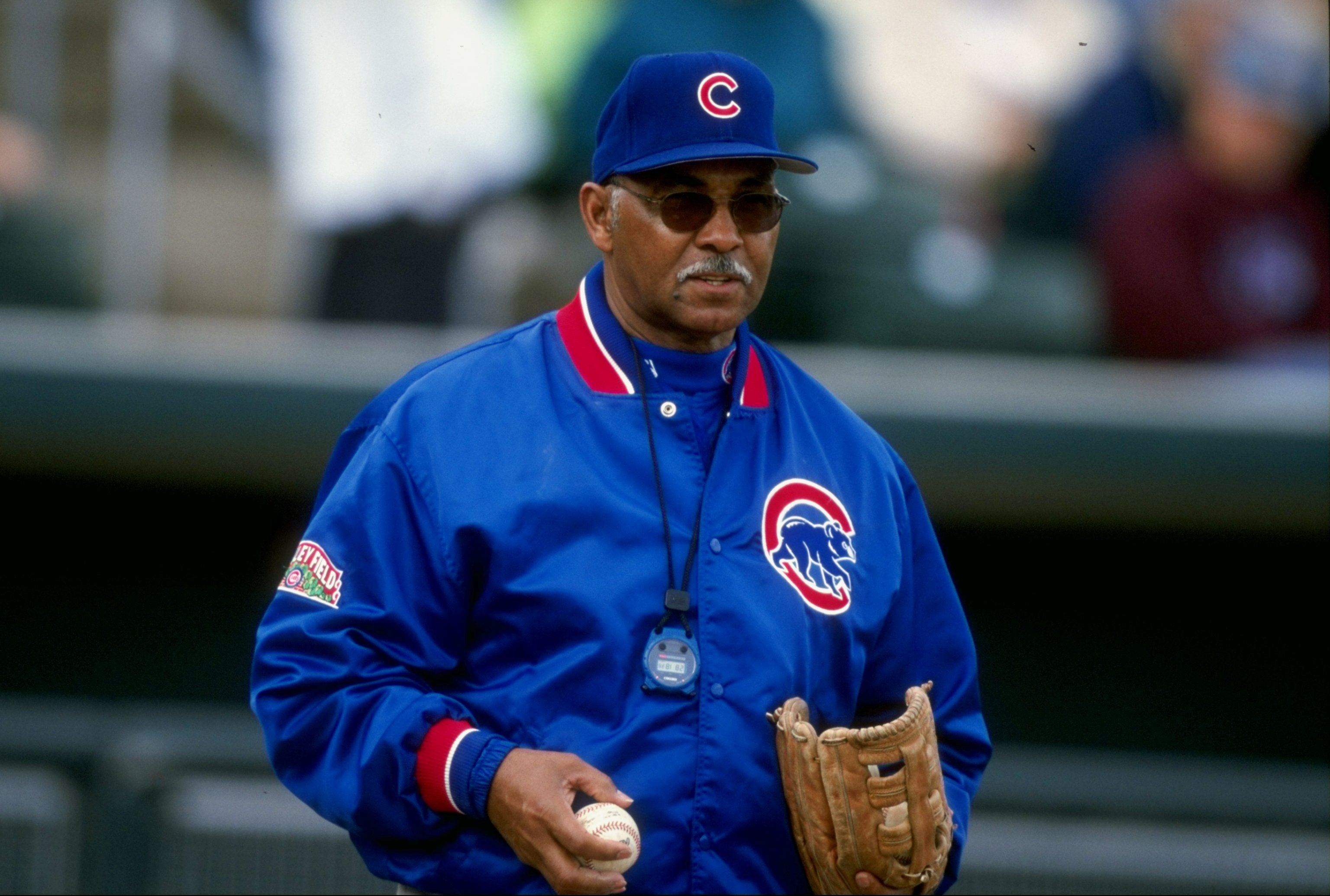 Billy Williams of the Chicago Cubs