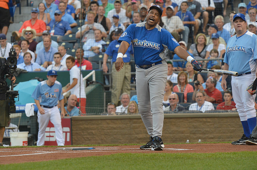 MLB Hall of Fame star Dave Winfield