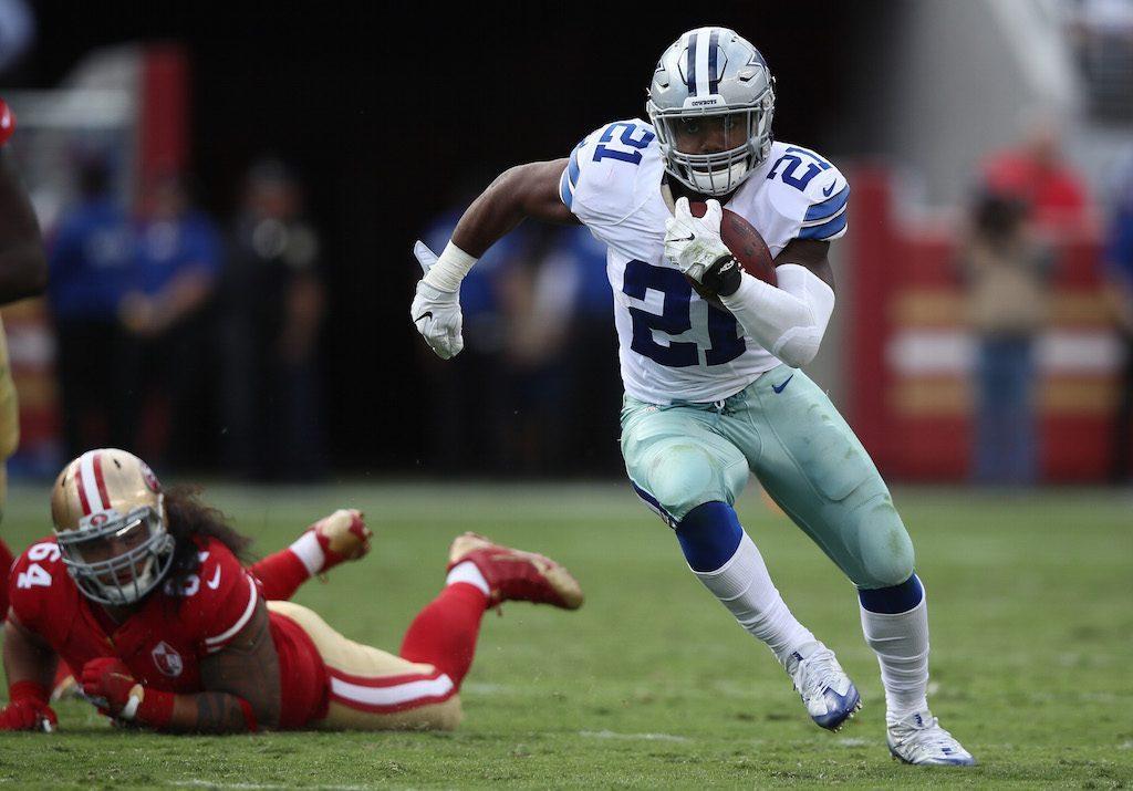Why Ezekiel Elliott Could Win the NFL MVP Award as a Rookie