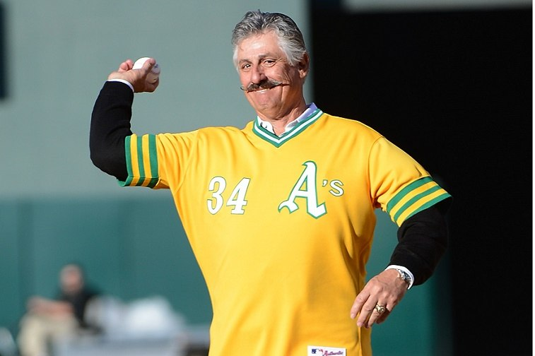 Rollie Fingers is one of the best postseason relief pitchers of all time