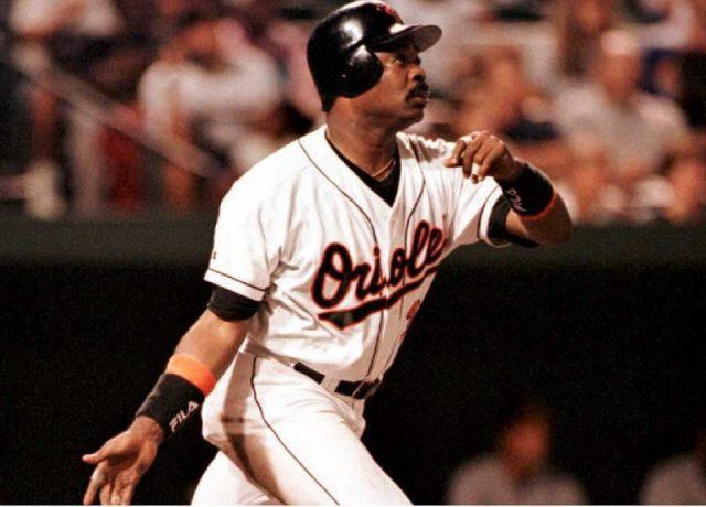 Baltimore Orioles Eddie Murray