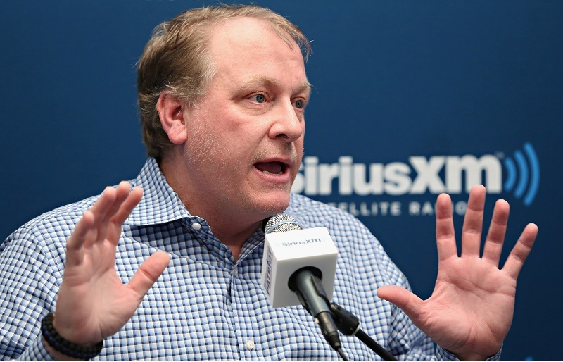 Former ESPN Analyst Curt Schilling talks politics on SiriusXM.