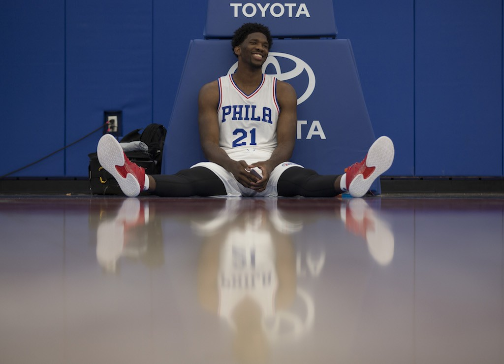 Why Joel Embiid Will Win NBA Rookie of the Year
