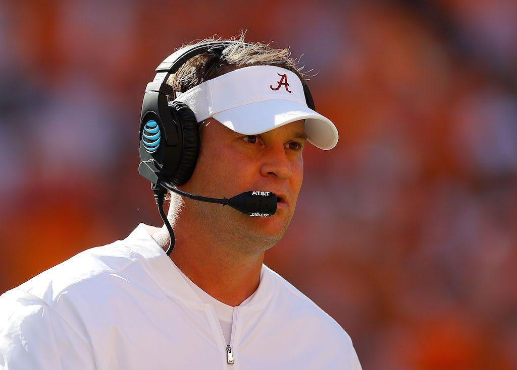 Lane Kiffin will be a head coach soon enough | Kevin C. Cox/Getty Images