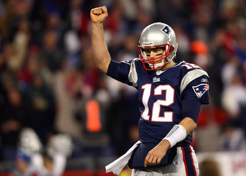 Tom Brady is nearly perfect against the Jags | Elsa/Getty Images