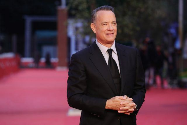 Tom Hanks wants to see the Cleveland Indians win the Series | Vittorio Zunino Celotto/Getty Images