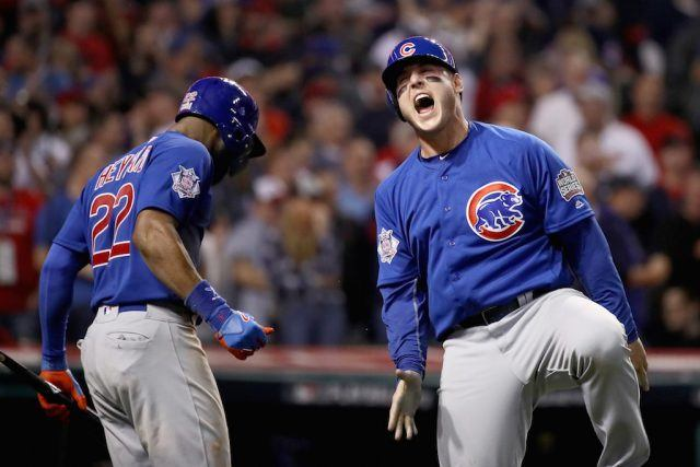 The Chicago Cubs ended their championship drought | Ezra Shaw/Getty Images