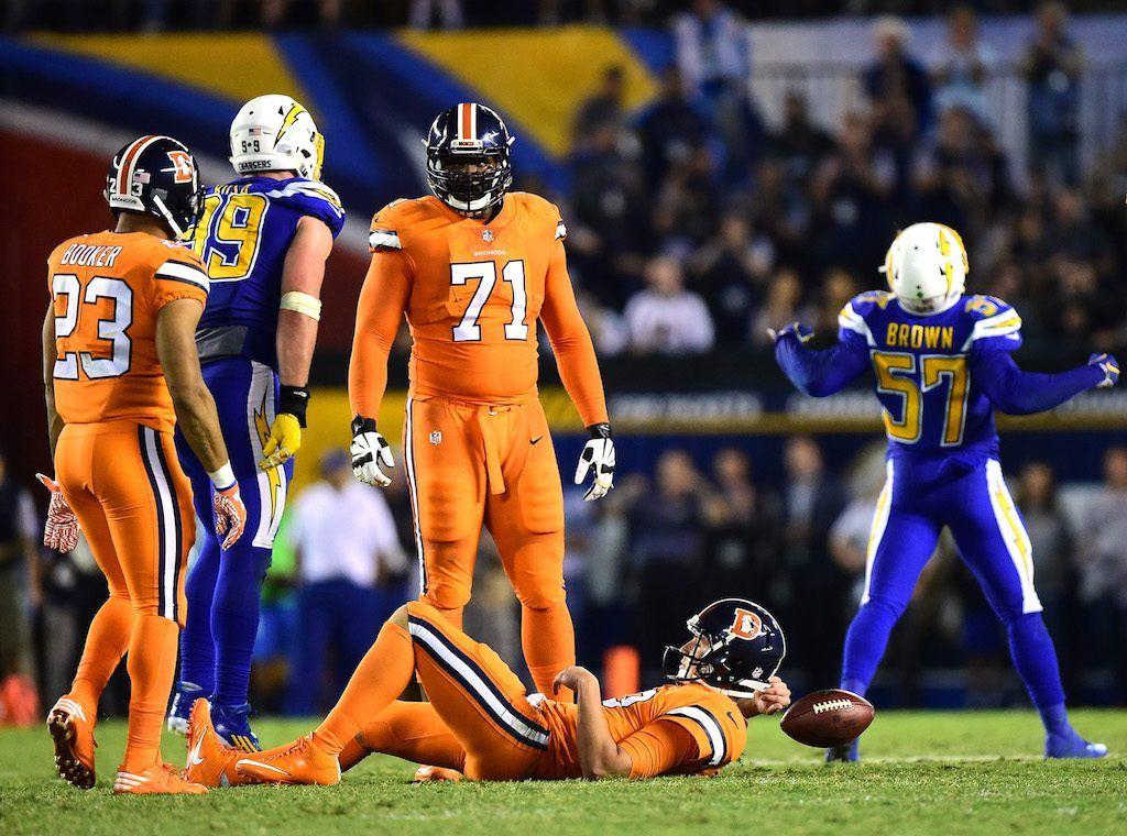 It's Officially Time For the Denver Broncos to Hit the Panic Button
