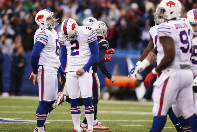 The Buffalo Bills need to end their championship drought | Brett Carlsen/Getty Images